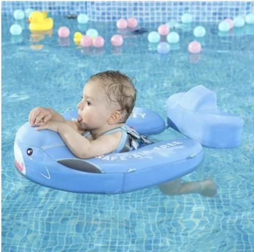 Smart Swim Trainer-remove all risk of accidentaltipping over in any direction