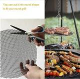 BBQ GRILL MESH MAT(NON-STICK)