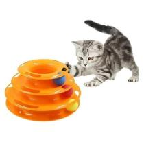 Cat turntable