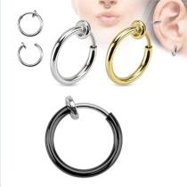 Retractable Earrings - It is highly resistant to rust, corrosion, and discoloration
