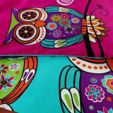 Owl Printing  Bedding Sets