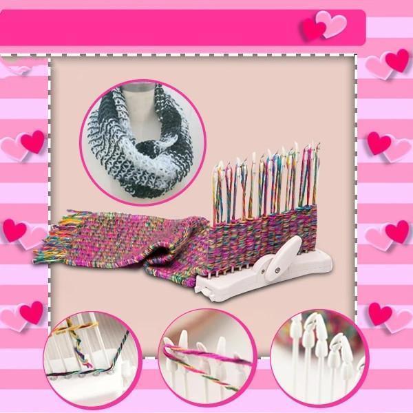 LoopNLoom Knitting Kit