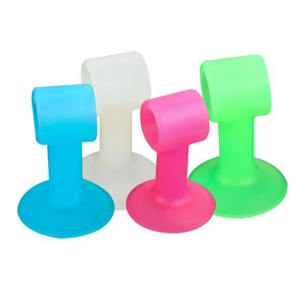 Multifunctional silicone suction cup