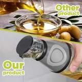 Measuring Oil Bottle 17oz