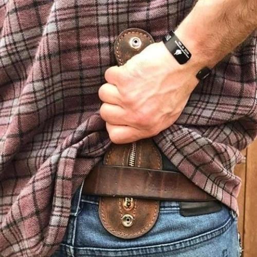 Men's Multi-Tool Coin Purse Outdoor Self-Defense Wallets