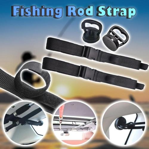 Fishing Rod Car Strap