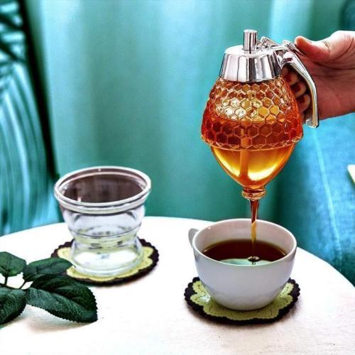 Honey Crystal Dispenser