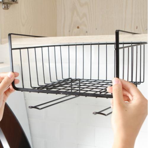 Hanging Basket Storage Rack