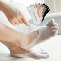 Women's Toe Socks Low Cut Five Finger Socks