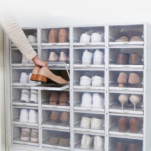Drawer Type Shoe Box