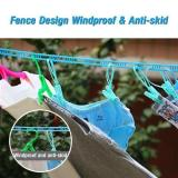 Windproof Non-Slip Clothesline