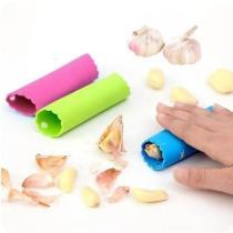 Rolling Garlic Peeler