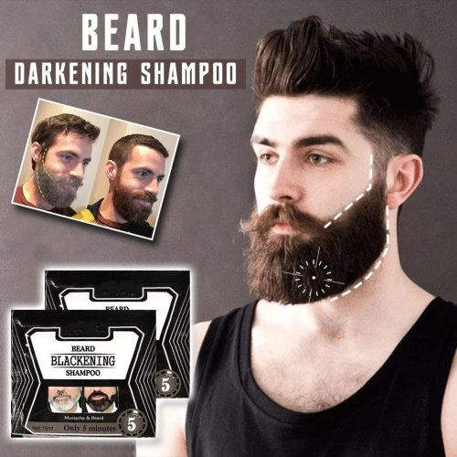 Beard Herbal Darkening Shampoo