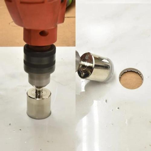 Ceramic Flower Pot Hole Drilling Bit Set
