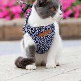 Cat Vest Harness And Leash Set