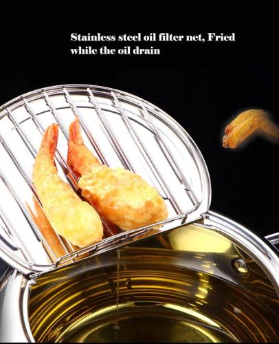 Stainless Steel Fryer