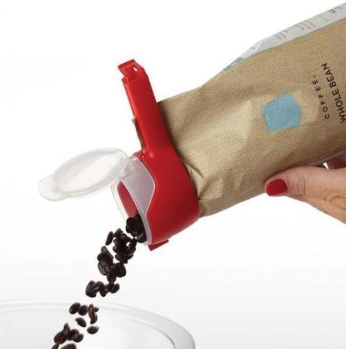 Seal & Pour Food Clip