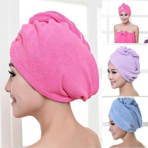 Dry Hair Cap