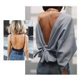 Lace-U-Back Lifting Bra