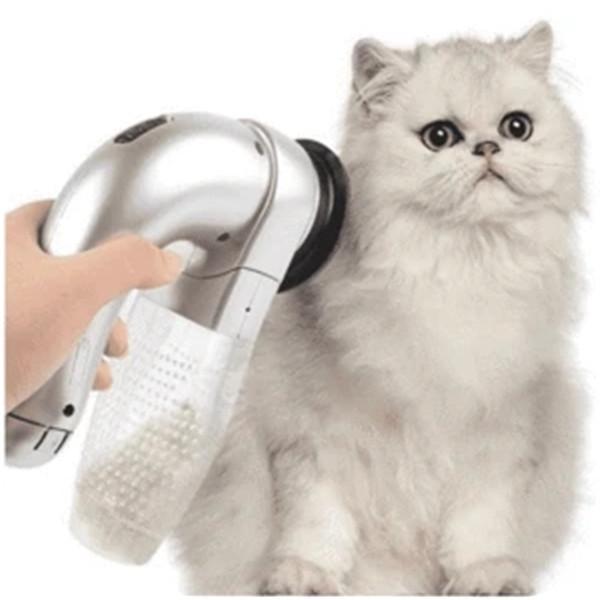 Pet Hair Grooming Vacuum System