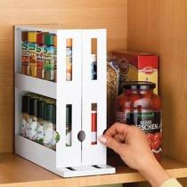 Multi-Function Rotating Storage Rack