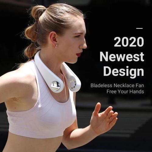 2020 High-Performance Neck Fan