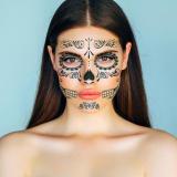 Halloween Waterproof Temporary Tattoo Sticker