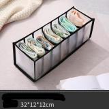Underwear storage box compartment