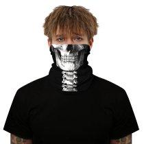 Skull Style Face Shield
