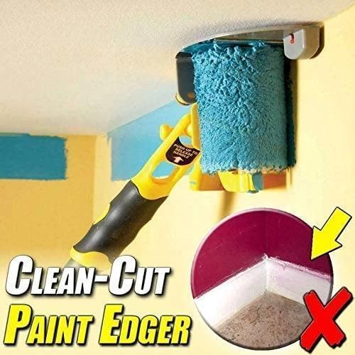 Clean-Cut Paint Edger