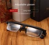 Adjustable Glasses