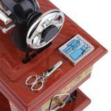 Mini Sewing Machine Music Box