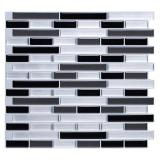 Crystal tile self-adhesive 3D wall sticker
