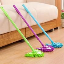 Extendable Triangle Mop,360 Degree Multifunction Microfiber