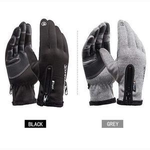 Unisex Winter Warm Waterproof Touch Screen Gloves