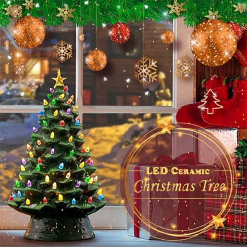 Mr. Christmas Nostalgic Cake Tree