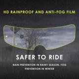 Rainproof Anti-fog Helmet Patch