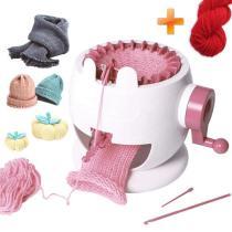 DIY Kid 22 Needles Knitted Machine Toy+Parent-Child Toy