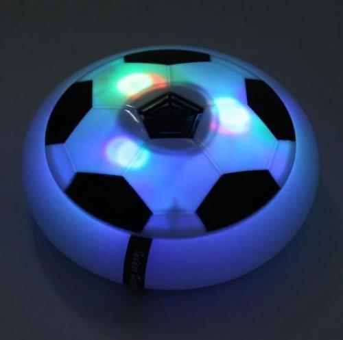 LED Air Power Soccer Ball