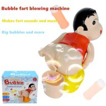 Bubble Fart Bubble Blower - Guy Blowing Bubbles From His Farts