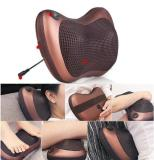 Magic Shiatsu Pillow Massager with Heat for Home and Car use
