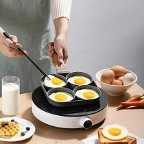 4-HOLE FRIED EGG BURGER PAN