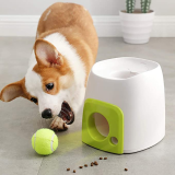 Automatic Interactive Dog tennis launcher