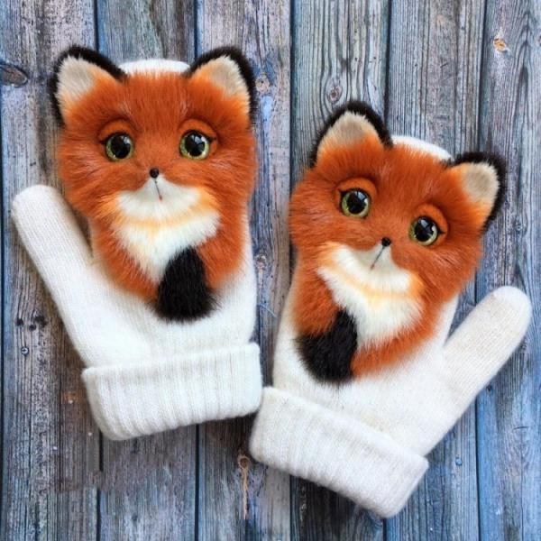 Black Friday Sales💥Hand-Knitted Pet Gloves