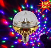 Disco Ball Lamp RGB Rotating LED Party Bulb