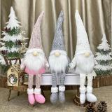 Christmas Faceless Doll Merry Christmas Decorations