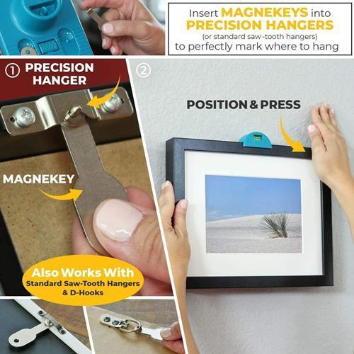 PROFESSIONAL PICTURE HANGING TOOL KIT