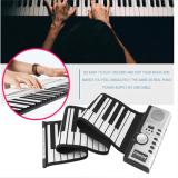 61 Key Roll-Up Portable Piano Keyboard