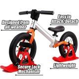 Kids Balance Bike Snowboard