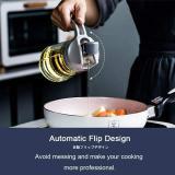 Automatic Flip Oilve Dispenser